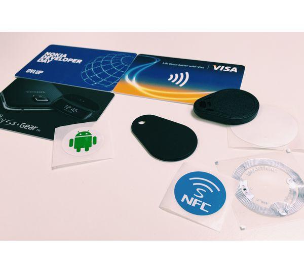 Rapid NFC tags image