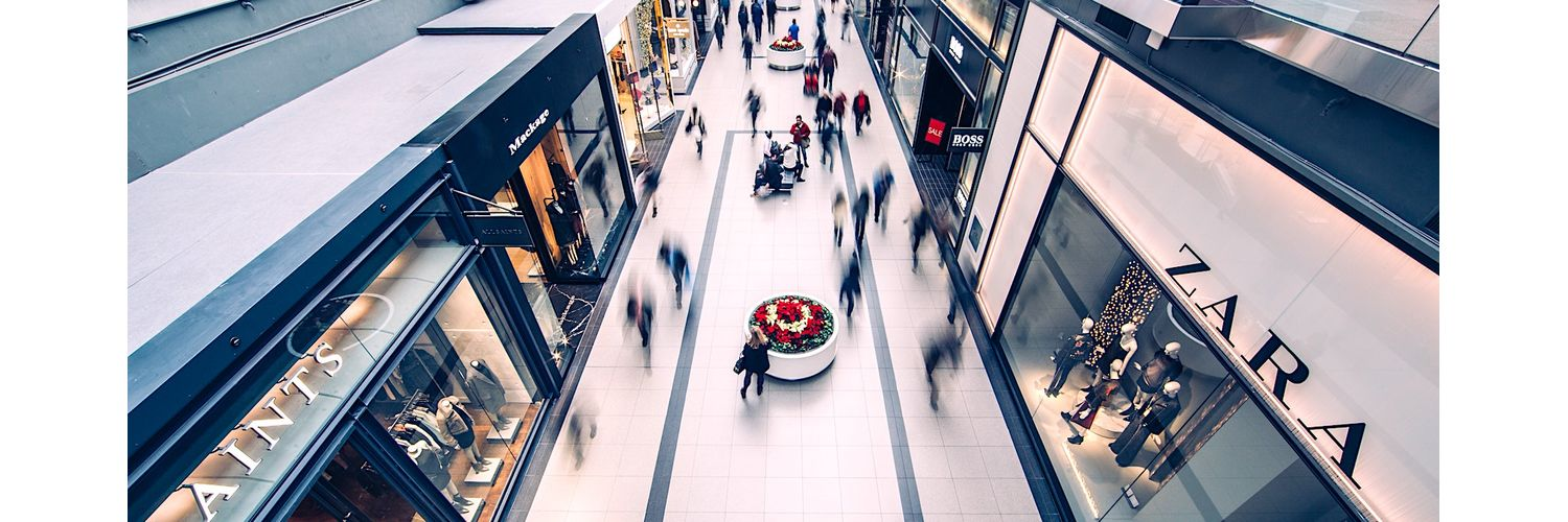 Retail centre loyalty and gift cards