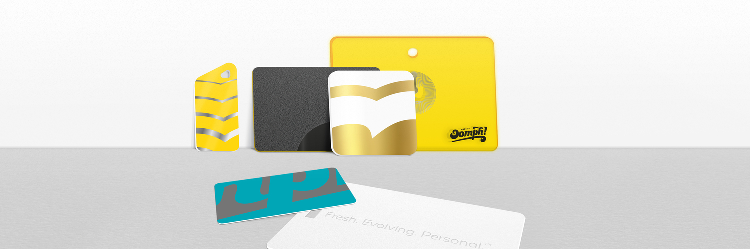 Range of Plastic Cards from The Premium Plastic Card Printers