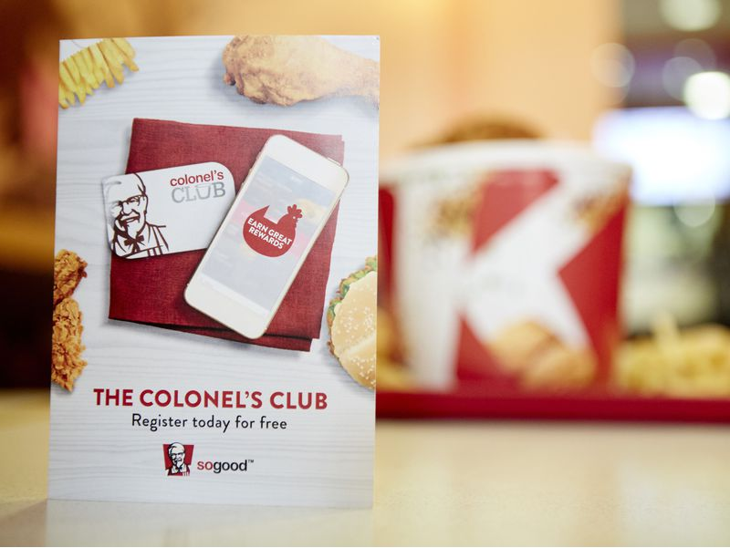 KFC Loyalty Cards Fulfilment for Projects and Business Case Studies