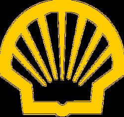 Shell logo Plastic Cards Printing