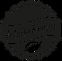 Hello Fresh logo Plastic Cards Printing