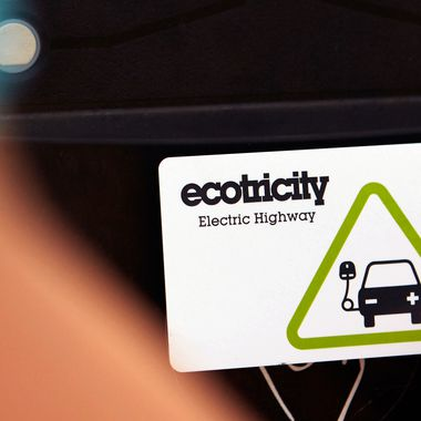 Ecotricity NFC Card