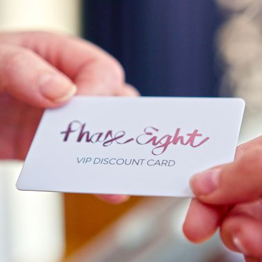 Phase Eight PVC Discount Card