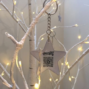 Oomph NFC Tag Star
