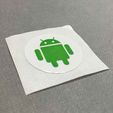 NFC printed Ultralight EV1 sticker by Oomph